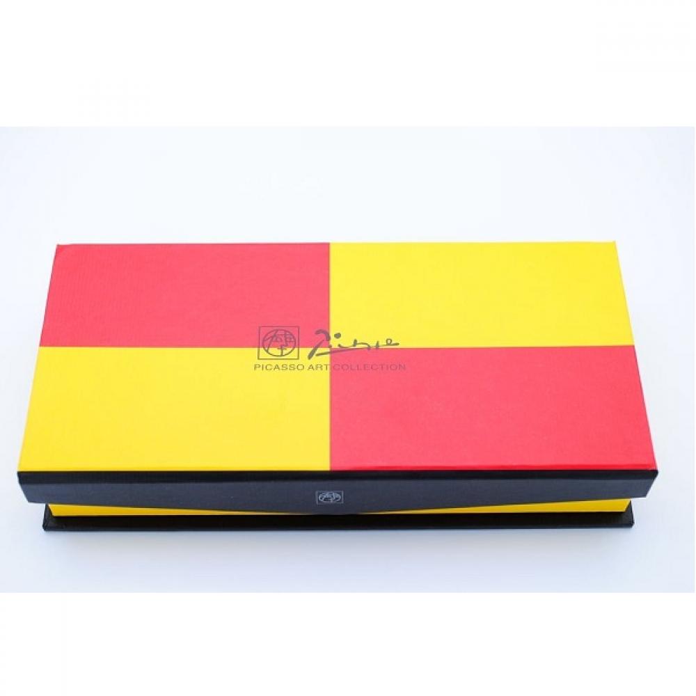Lapicera de Pluma Picasso Modelo 916 Celeste con Recargador de Tinta