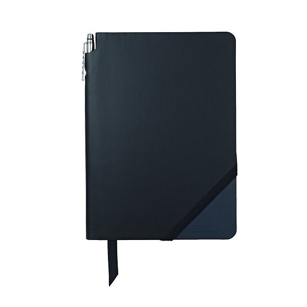 Nueva colección de diarios Cross Jot Zone en color Negro y Azul.