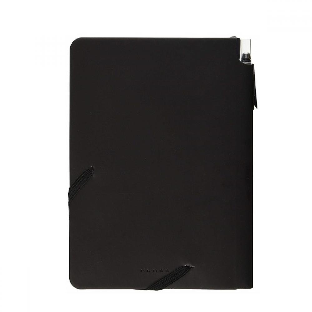 Nueva colección de diarios Cross Jot Zone en color Negro y Gris.