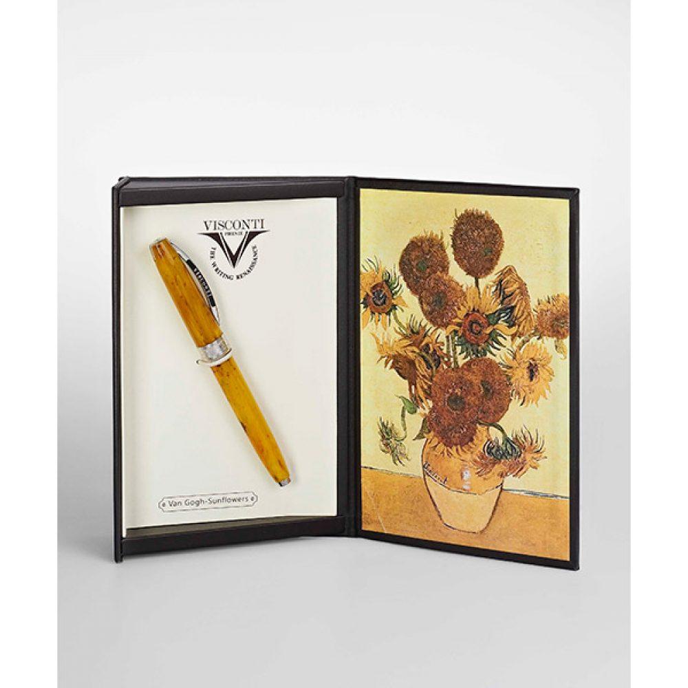 Lapicera Visconti Van Gogh Sun Flowers