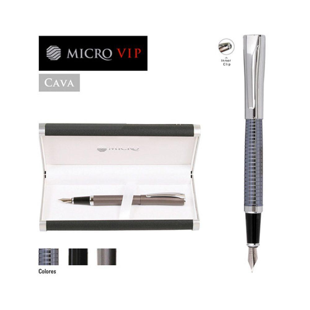 Lapicera Micro VIp Cava