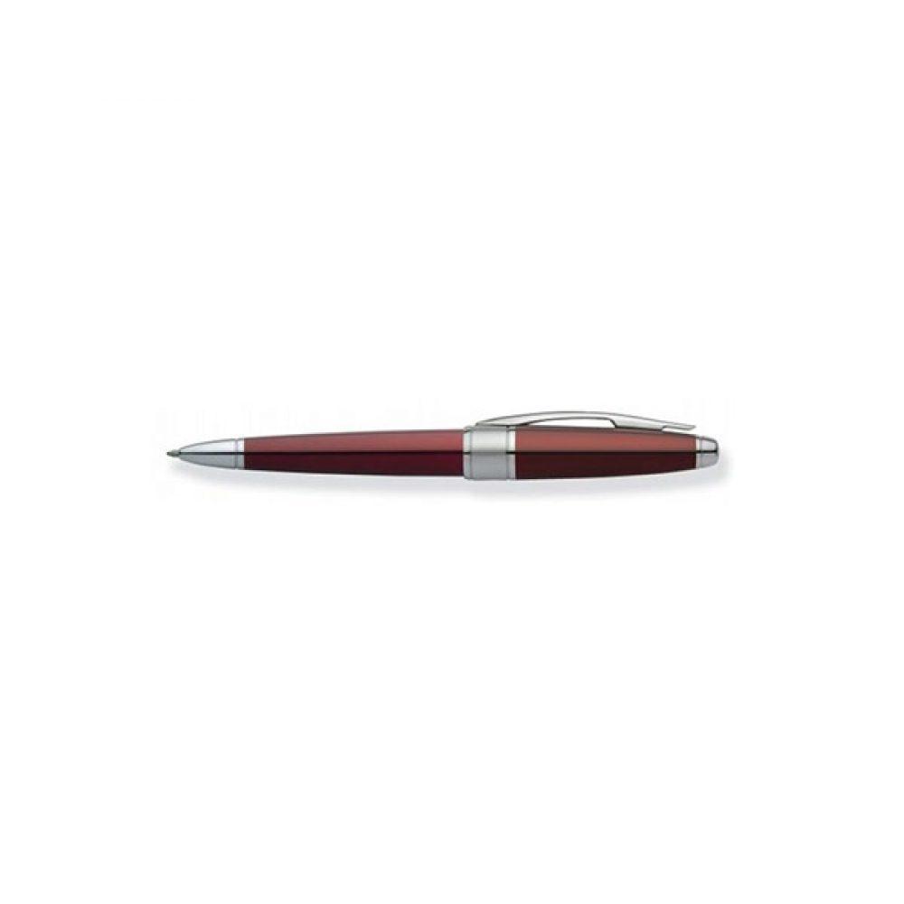 Bolígrafo APOGEE Rojo Laqueado