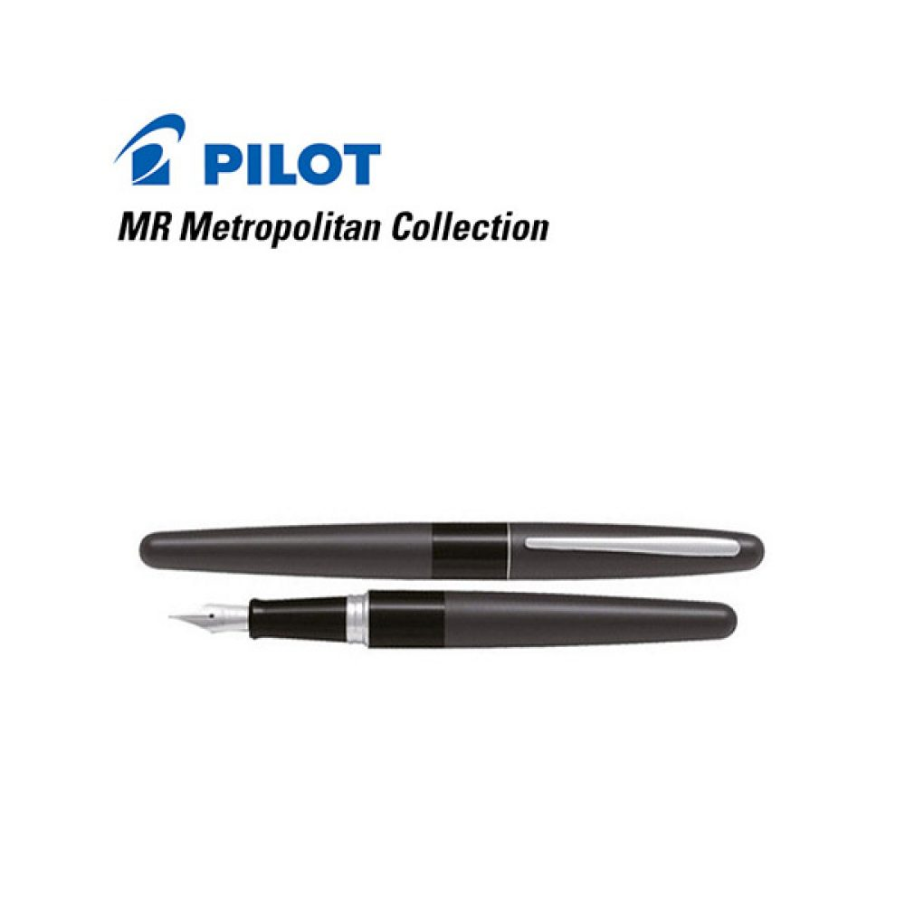 Lapicera Pilot MR Metropolitan Collection Negro (Sin estuche)