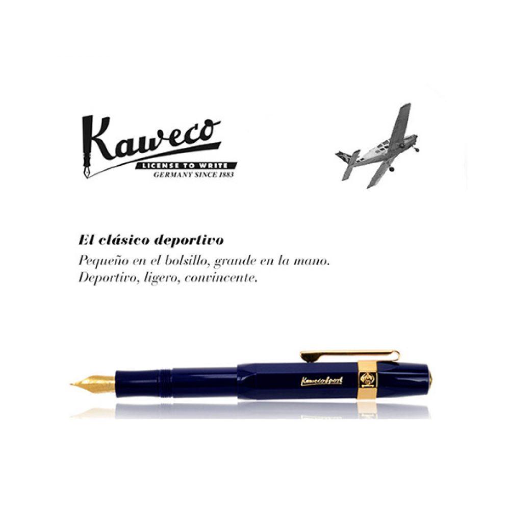 Lapicera Kaweco Classic Sport Azul