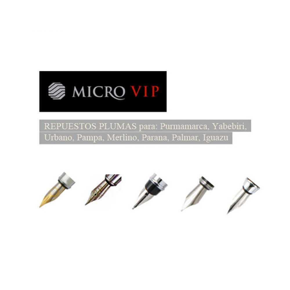Plumas Micro Vip