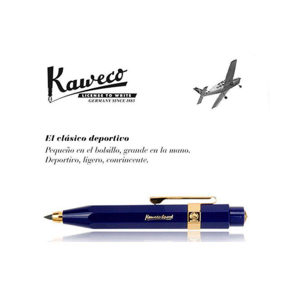 Portaminas Kaweco Classic Sport Azul