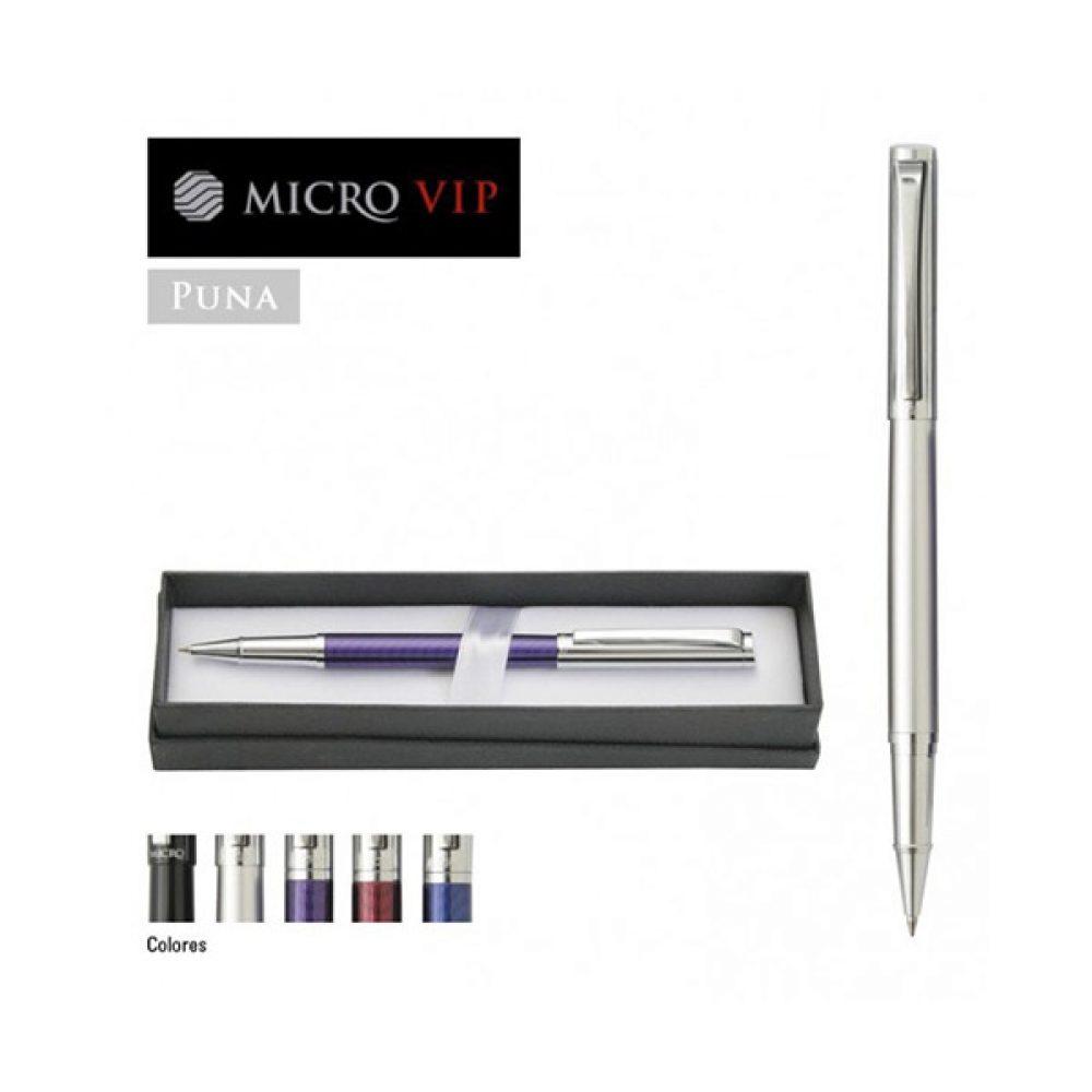 Bolígrafo Micro Vip Puna