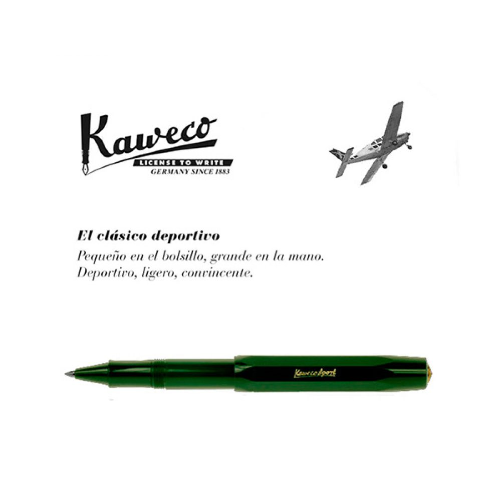 Roller Ball Kaweco Classic Sport Verde