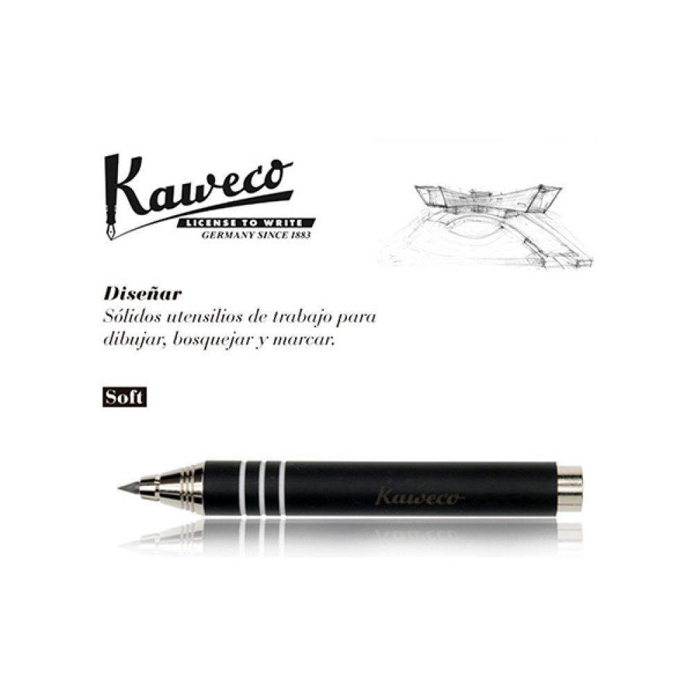 Portaminas Kaweco Soft Blanco 5,6mm