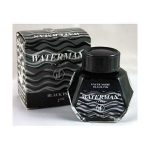 Frasco de tinta Waterman 50ml Negra